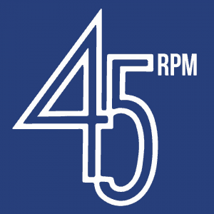 45 RPM logo